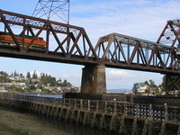 Salmon Bay Bridge