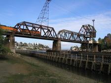 Salmon Bay Bridge