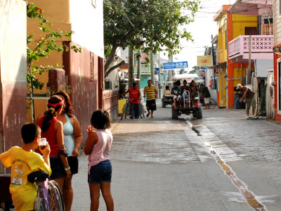 San Pedro Street