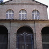 The Façade Of Santa Balbina