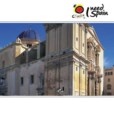 Santa Maria Church Alicante