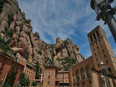 Santa Maria De Montserrat