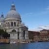 Santa Maria Della Salute On The Grand Canal