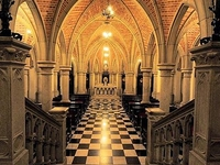 Sao Paulo Cathedral Crypt