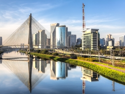 Sao Paulo City Views