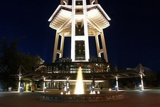 Seattle - Space Needle Entrance