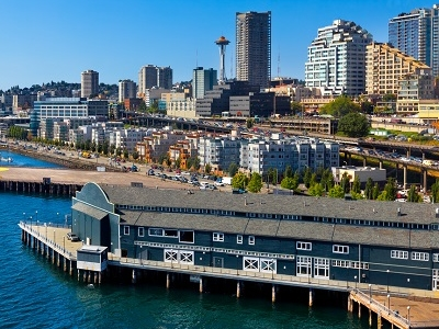 Seattle Waterfront WA