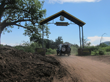 Serengeti Entrance Gate