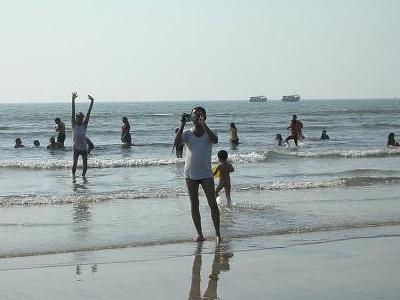 Shrivardhan-Beach