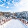 Siberia Winter Scenery - Russia