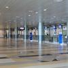 Sibu Airport Check-in Counter