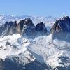 Ski Resort - Dolomites - Italy