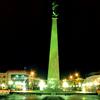 Skyline Of Shymkent