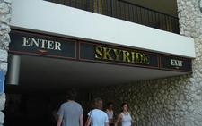 Skyride Entrance One