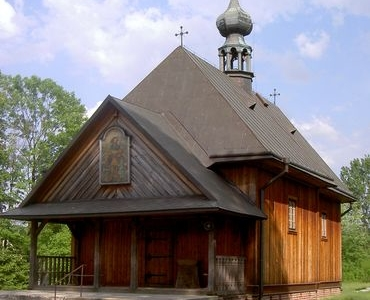Small Church Of St Roch In Tarnogród