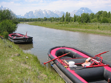 Snake River Inside Jackson Hole