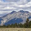 Snowshoe Canyon - Grand Tetons - Wyoming - USA