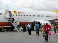 Aeropuerto Lubango (SDD)