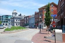 Square In Old Port - Portland ME