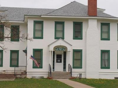 Staff House Mining Museum