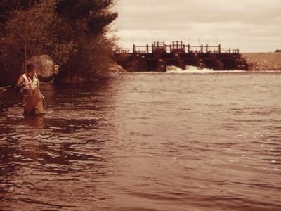 St Croix Stream Maine
