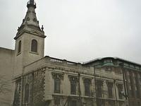 St. Nicholas Cole Abbey