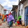 Street Sellers - Harar - Ethiopia