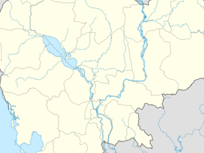 Stung Treng Is Located In Cambodia