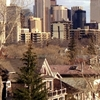 Sunalta With Downtown Calgary