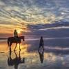 Sunset In Bali - Indonesia
