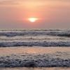 Sunset @ Karde Beach - Anjarle - Ratnagiri MH