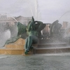 Swann Fountain South Side