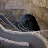 Switchbacks In Carlsbad Cavern