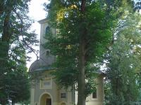 Szentkúti Chapel