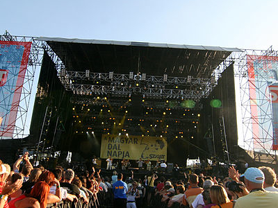 Sziget Festival - Hungary