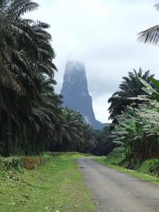 The Pico Cão Grande