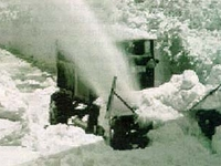 Snogo Snow Plow