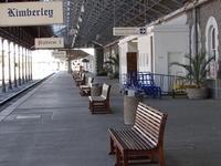 Kimberley estación de tren