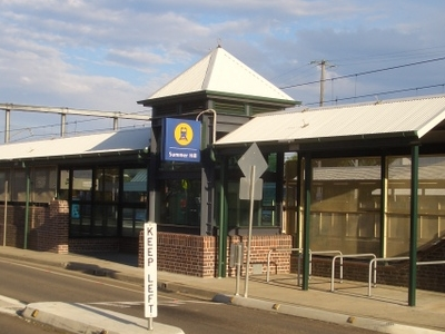 Summer Hill Railway Station
