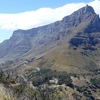 Table Mountain From The Slopes Of Lion's Head