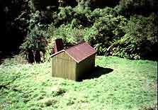 Takarua Hut