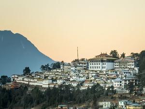Tawang Monasterio