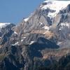 Tödi And Biferten Glacier (left)