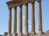 Temple Of Jupiter In Baalbek
