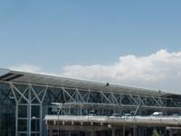 Comodoro Arturo Merino Benitez International Airport