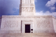 The Base Of The Monument.