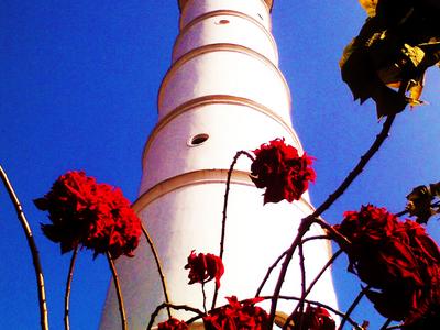 The   Bhimsen   Tower