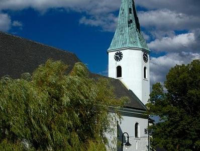 The Catholic Church In Gnserndorf