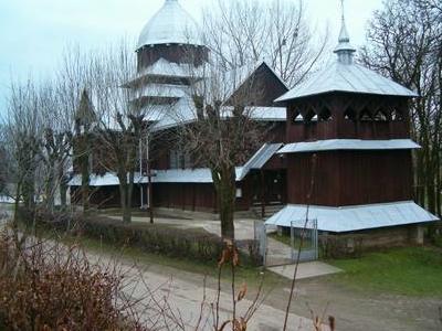 The Church Complex Of Fredropol