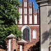 The Church Of Saint John Of The Baptist In Wizna